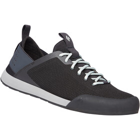 Black Diamond Session Zapatillas Mujer, atmosphere/black